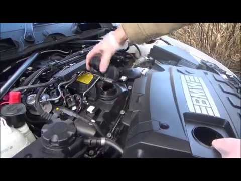 how to change the spark plugs on a bmw 318i with n43. Black Bedroom Furniture Sets. Home Design Ideas