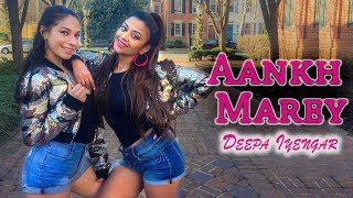 Aankh Marey - Simmba | Deepa Iyengar Choreography | Bollywood Dance