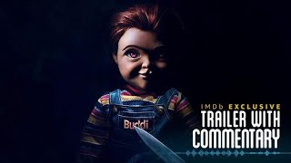 Director Lars Klevburg On 'Child's Play' | Trailer With Commentary