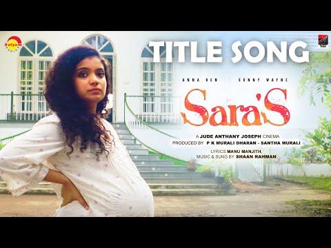 Sara's Title Song | Jude Anthany Joseph | Shaan Rahman