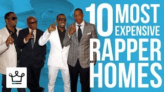 Top 10 Most Expensive Rapper Homes thumbnail