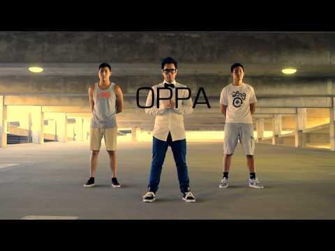 PSY-Gangnam Style Dance Teaching
