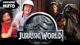 Xingando Muito Jurassic World