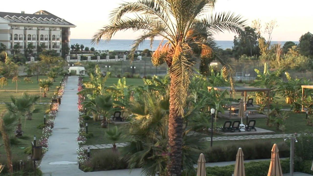 Hotel Novum Side Garden