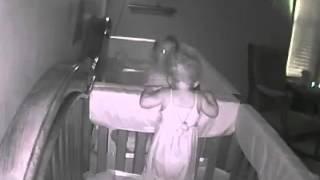 Así es como hacen que un bebé se duerma en 1 minuto
