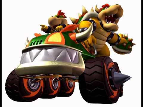Mario Kart Double Dash: Character Selection Screen Voices