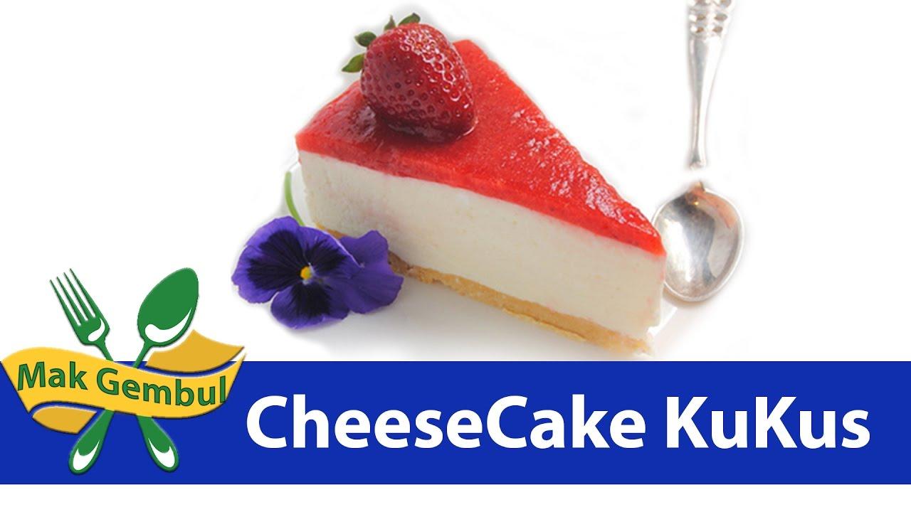 Resep Cheese Cake Kukus Ekonomis: Resep Cheese Cake Kukus Tanpa Oven