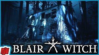 Blair Witch Part 5 (Ending) | Horror Game | PC Gameplay Walkthrough