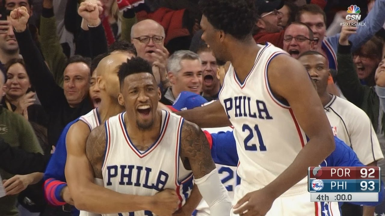 How the 76ers set up Joel Embiid for a game-winning dunk to beat ...
