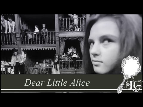 Dear Little Alice (Alice in Wonderland 1966 Fantrailer)