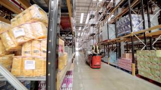 How To Store F๐od - The Co-operative Food Derbyshire Distribution Centre