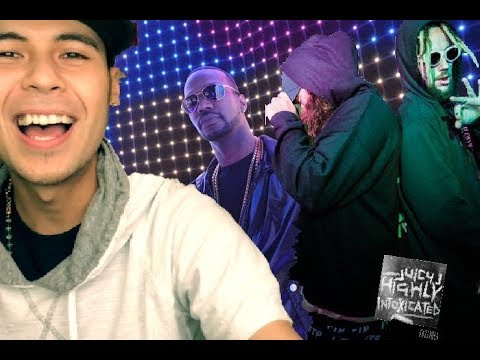 Juicy J - Freaky ft. A$AP Rocky & $uicideboy$ [Highly Intoxicated] | Reaction Therapy