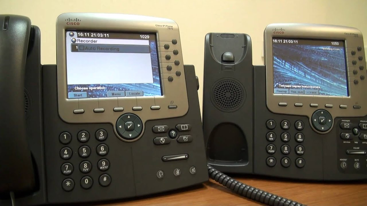 Cisco 7881 How To Identify Ics In Your 7940g And 7960g Phones Phone Apps Eta Call Recorder Youtube 1920x1080