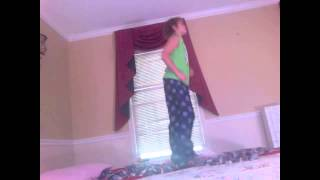10 year old me does a backflip on a mattress