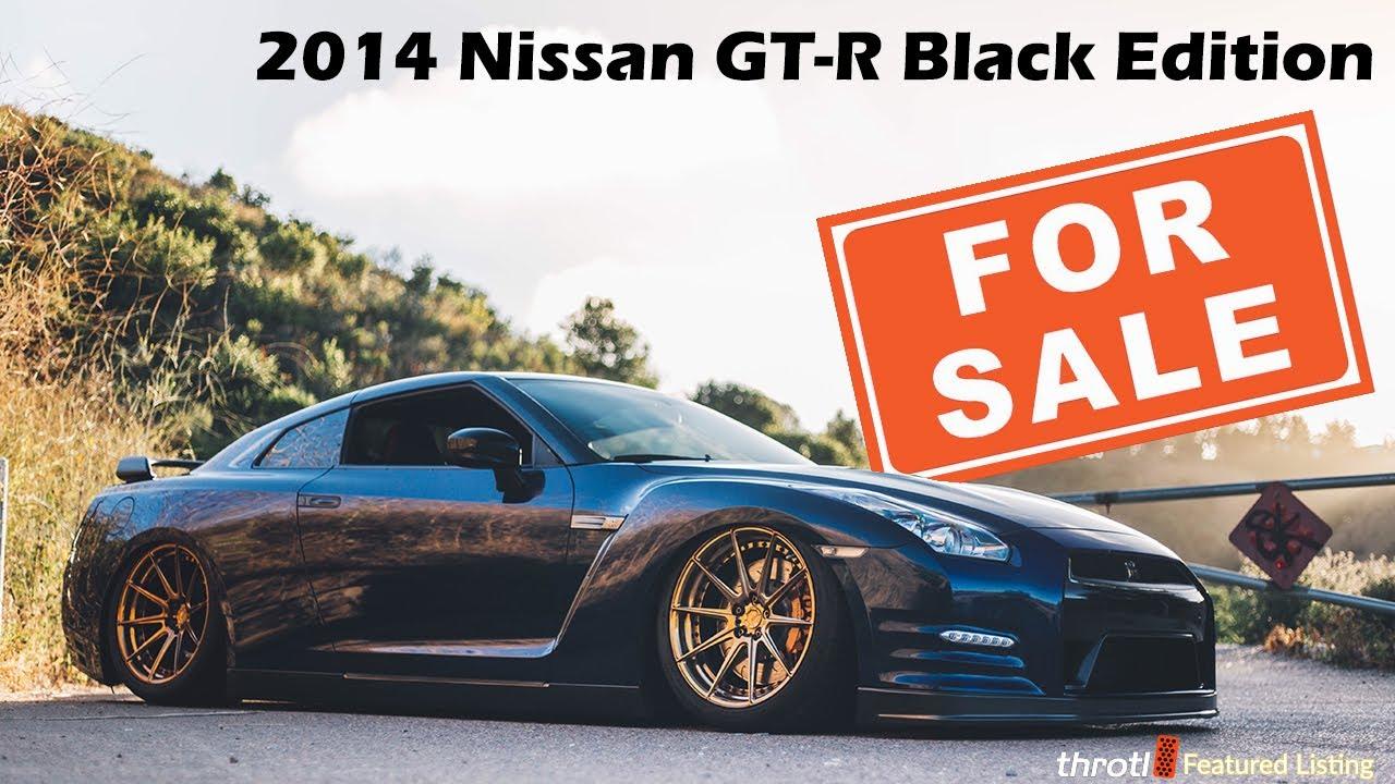 Tj Hunt S 2014 Nissan Gt R For Sale On Throtl Youtube