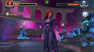 4* Medusa vs Ultron (Classic) - Act 5.4.6 - Marvel Contest Of Champions
