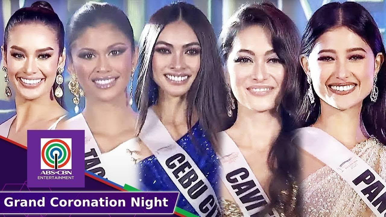 Grand Coronation Night   Miss Universe Philippines 2021