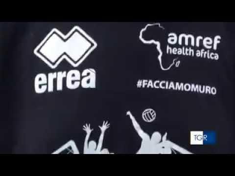 Dal TGR Trentino: a Nairobi per Amref Health Africa con alle spalle l'esperienza del BIG Camp