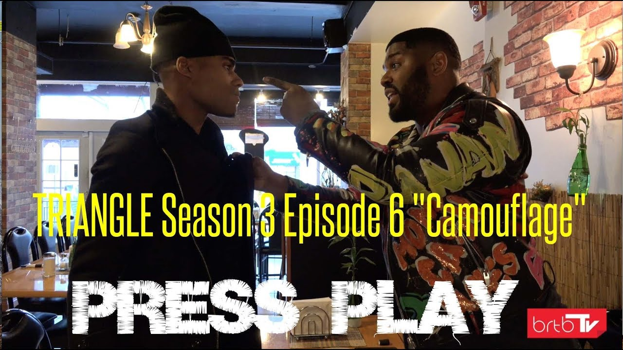 """Download TRIANGLE Season 3 Episode 6 """"Camouflage"""""""