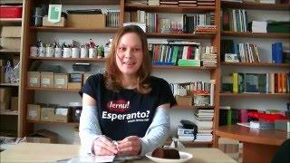 Vivo kaj laboro en Esperantujo - E@I