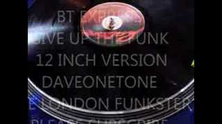 BT EXPRESS - GIVE UP THE FUNK (12 INCH VERSION)