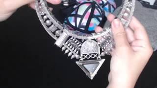 Haul Aliexpress #19 bijoux, accessoires, mode, déco ...   Naomie Test