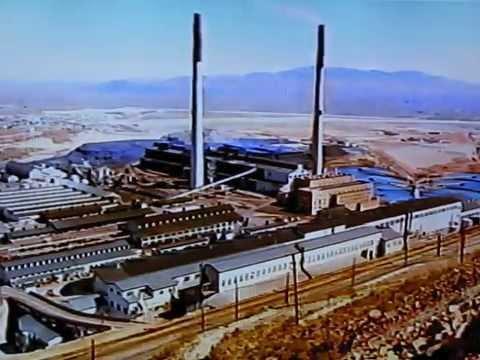 Farewell To The Morenci Smelter Stacks   Phelps Dodge Morenci, Arizona