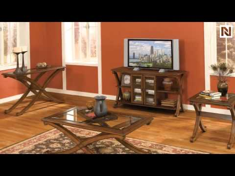 Madrid Rectangle Cocktail Table 22841 By Standard Furniture