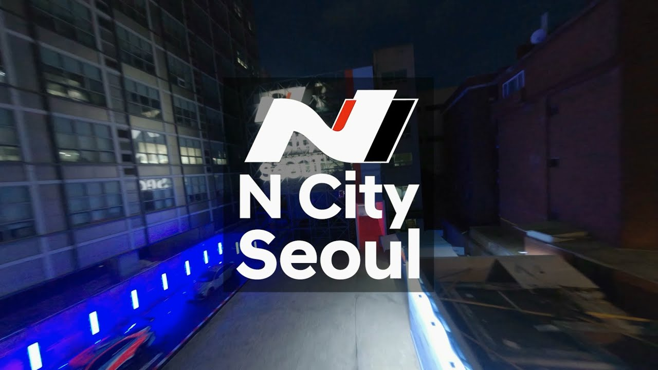 Hyundai N presents N City Seoul