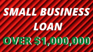 Small Business Loan FOR START UP | $10 Million