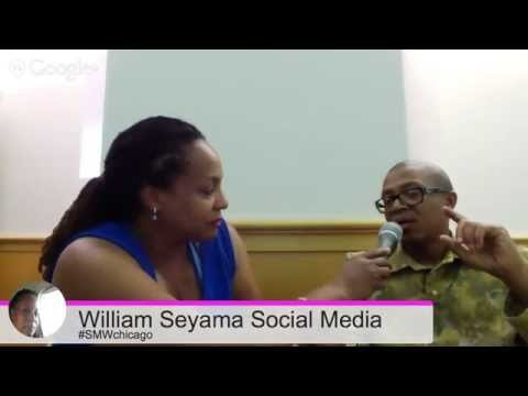 Social Media Interview with William Seyama The Skychi Travel Guide Live