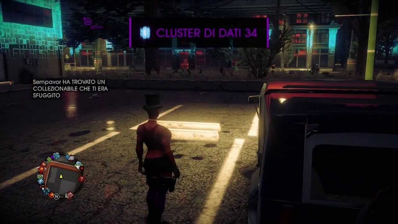 Saints Row IV - nude escape !! - YouTube