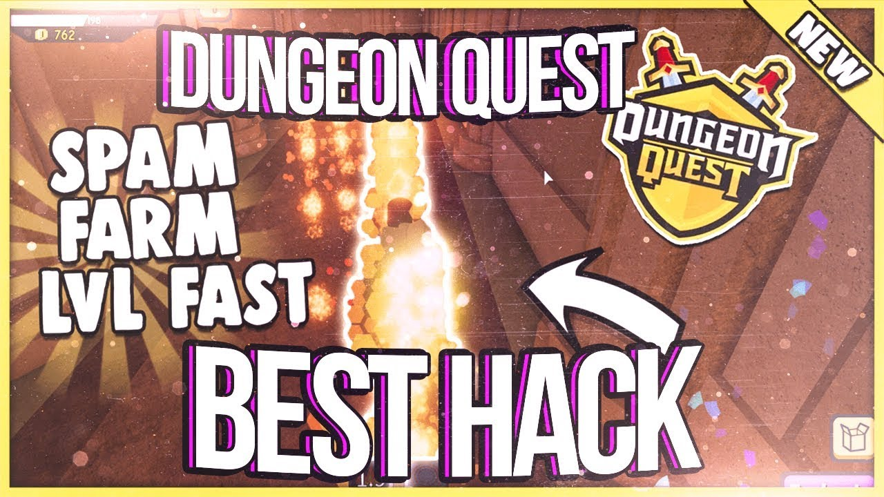 New Roblox Dungeon Quest Hack Script Auto Farm