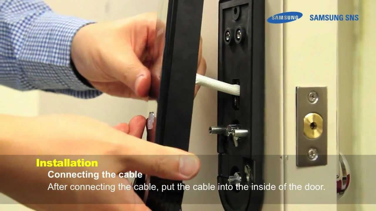 Installing Samsung SHS3320  YouTube