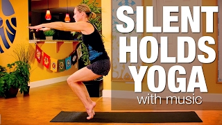Silent Holds Yoga Class - Five Parks Yoga