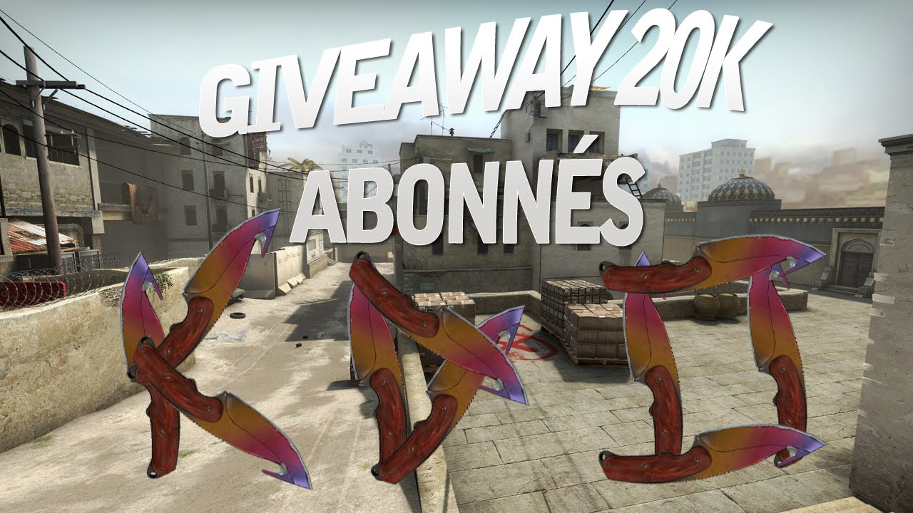 ouverture de caisses cs go 19 revolver vid o 20k abonn s giveaway youtube. Black Bedroom Furniture Sets. Home Design Ideas