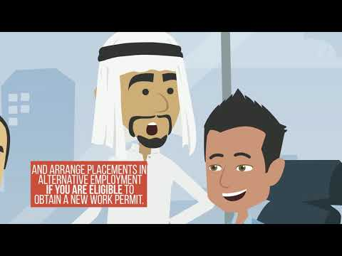 UAE Labour law & Regulations