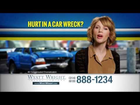 Injured in a St. Louis Car Accident? Wyatt Wright Can Help!