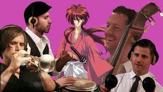 Platina Jazz - 1/2 (from Rurouni Kenshin)