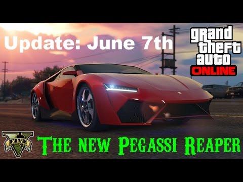 GTA 5 - Finace & Felony Coming June 7th