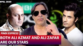 From Terrorism To Tourism | My take on the Fight between Ali Azmat and Ali Zafar | Shoaib Akhtar