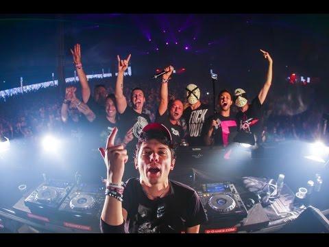 Defqon.1 2015 | The Gathering at BLACK | Mad Dog ft. Jeff