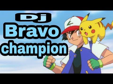Pokemon ash DJ Bravo champion