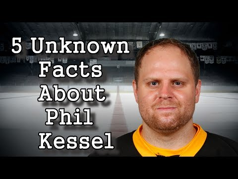 Phil Kessel/Five Facts You Never Knew