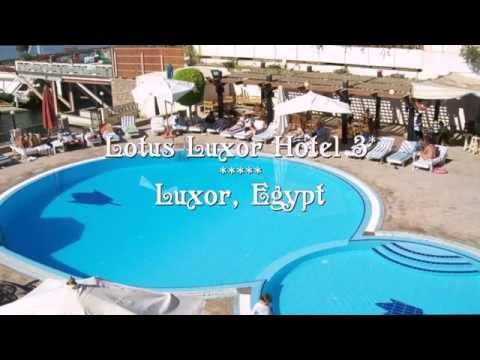Lotus Luxor Hotel 3* Луксор, Египет