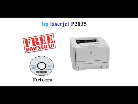 HP Laserjet P2035 | Free Drivers