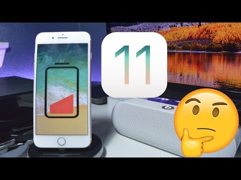 Improve Battery Life in iOS 11 – Best Tips & Tricks!