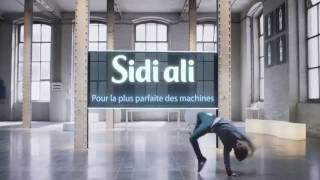 Dancing Robot. Directed by Michael Gracey (Partizan) for Image Factory. Sidi Ali
