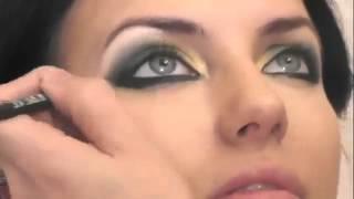 Видеоурок макияж АРАБСКОЙ ПРИНЦЕССЫ ну очень красиво