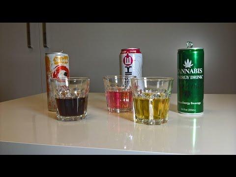 Vím, co jím: energetické nápoje - analýza